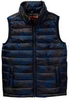 Joe Fresh Camo Print Liner Vest (Little Boys & Big Boys)