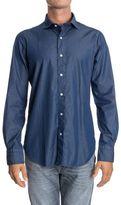 Finamore Shirt Cotton A012094 01bleach