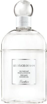 Guerlain Les Delices de Bain Perfumed Shower Gel, 200ml