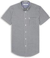 Ben Sherman Classic Gingham Check Short Sleeve Shirt