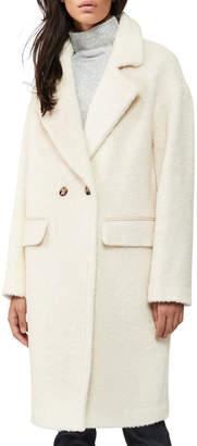 Mackage Faux Sheepskin Button Jacket