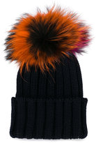 Catya Kids pom pom knitted hat