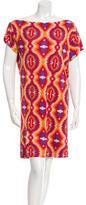 Tory Burch Printed Shift Dress