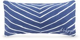 The Beach People 'Wander' inflatable insert stripe print beach cushion