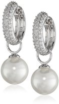 Bella Pearl Day and Night Shell Pearl Drop Earrings