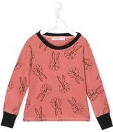 Bobo Choses bunnies print T-shirt