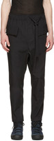 Damir Doma Black Paivi Trousers