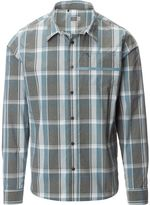 Shimano Transit Check Button Up Long-Sleeve Shirt