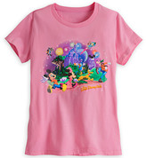 Disney Mickey Mouse and Friends Storybook Tee for Women - Walt World