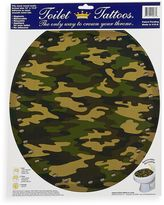Bed Bath & Beyond Toilet Tattoos® Army Camo in Round