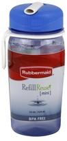 Rubbermaid Refill Reuse Water Bottle Mini 14 oz