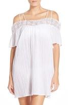 LaBlanca Women's La Blanca 'Island Fare' Cotton Cover-Up Slipdress