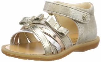 Naturino Girls Smeraldo Open Toe Sandals