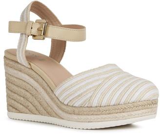 Geox Ponza Wedge Sandal