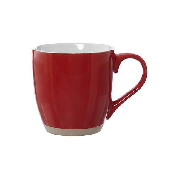 Linea London bus red mug