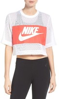Nike Women's Sportswear Mesh Crop Top