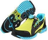 K-Swiss Kwicky QT2 (Optic Yellow/Fiji Blue/Black) - Footwear