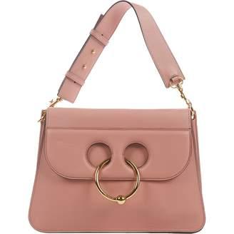 J.W.Anderson Pierce Pink Leather Handbags