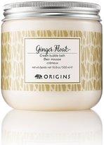Origins Ginger Float Cream Bubble Bath
