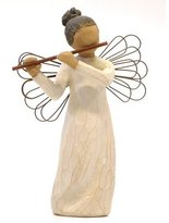 Willow Tree Angel of Harmony Flute Figurine Susan Lordi Lifes Rhythm 26083 New