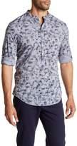 Rogue Crinkle Wash Floral Shirt