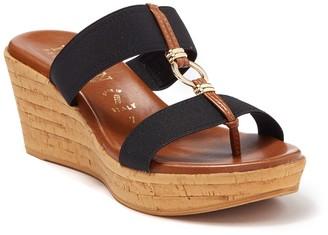 Italian Shoemakers Heida Wedge Sandal
