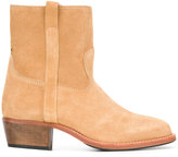 Jerome Dreyfuss Jane boots - women - Leather/Suede/rubber - 38