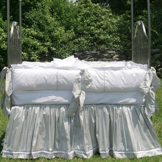 Lulla Smith Manhattan Crib Bedding
