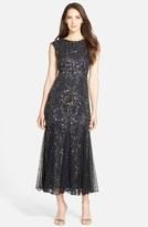 Pisarro Nights Women's Beaded Mermaid Dress