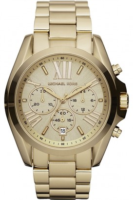 Michael Kors Ladies Bradshaw Chronograph Watch MK5605