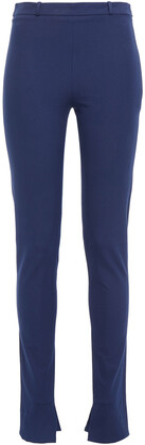 Roland Mouret Mortimer Stretch-cotton Skinny Pants