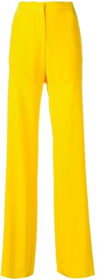 Emilio Pucci high-waisted flared trousers