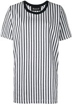 Numero 00 Numero00 - oversized striped T-shirt - women - Cotton - S