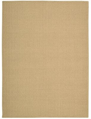 Calvin Klein Shetland Hand-Knotted Basketweave Seagrass Area Rug Rug Size: Rectangle 4' x 6'