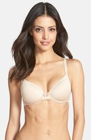 Wacoal Women's 'Halo Lace Comfort Back' Underwire Spacer T-Shirt Bra