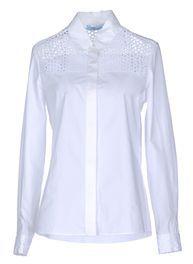 Blumarine Long sleeve shirts