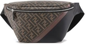Fendi FF Diagonal Belt Bag
