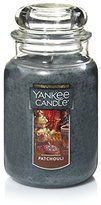 Yankee Candle 22-Ounce Jar Candle, Large, Patchouli