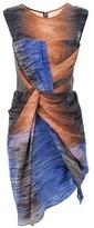 PETER PILOTTO - Sleeveless sculpted dress