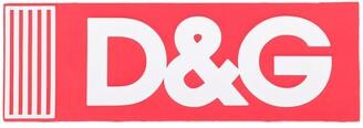 Dolce & Gabbana Logo Patch