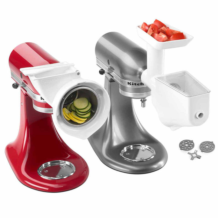 KitchenAid Kitchen Aid Mixer Attachment Pack FPPA