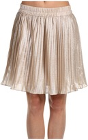 Gabriella Rocha Olivie Skirt (Nude/Silver) - Apparel