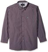 Ariat Men's Big and Tall Big Tall Classic Fit Large Sleeve Button Down Shirt-Pro Series