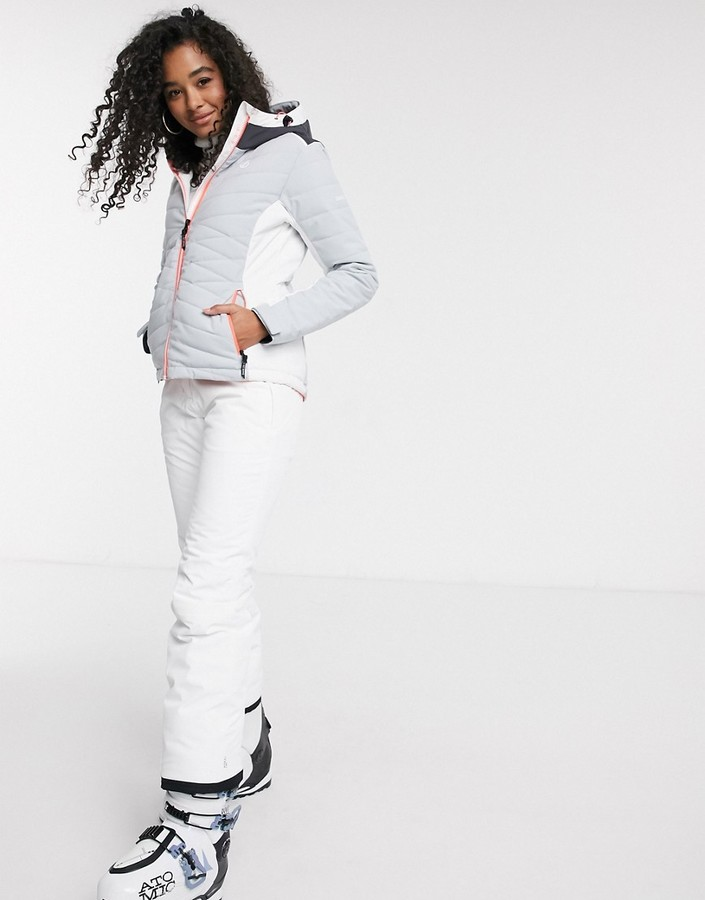 Dare 2b Dare2b Extort ski pants in white