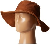 San Diego Hat Company CTH8040 Suede Floppy Hat