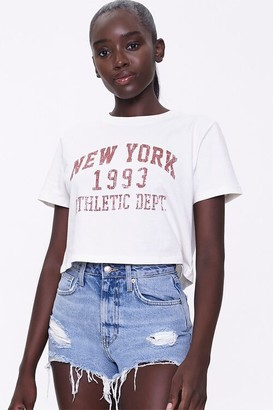 Forever 21 New York Graphic Tee