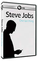 PBS Steve Jobs - One Last Thing DVD