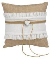 Hortense B. Hewitt Rustic Romance Wedding Collection Ring Bearer Pillow