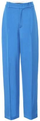 Joseph Quarius Liquid Twill high-rise pants