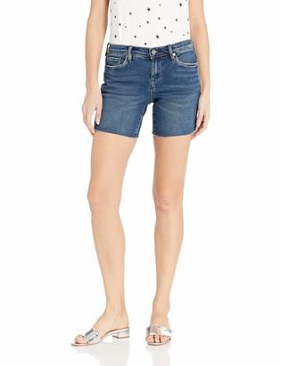 Blank NYC Women's Denim Short Shorts